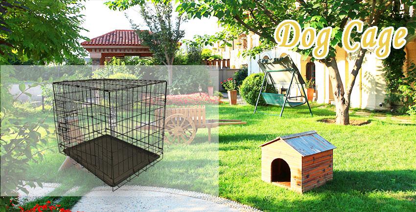 Dog Cage01