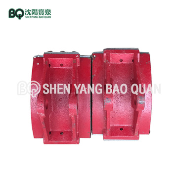 Tower Crane Hydraulic Brake Pad and Brake Shoe