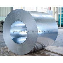 Bobinas de chapa de acero galvanizado en frío PPGI