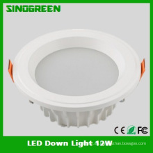 Popular de alta potencia LED Down Light Ce RoHS FCC UL