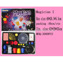 Gran caja mágica para trucos de magia