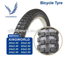 Pneu de vélo bonne qualité environnementale 20X2.30