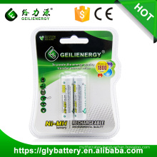 Geilienergy Rechargeable Ni-mh/Ni-cd AA Battery 1.2v 1800mah Good Quality