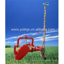 Landwirtschaftlicher Traktor, der 9GB Gras / Rasenmäher Sichelmäher hin- und herbewegt