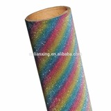 Self-adhesive glitter vinyl rolls for iphones