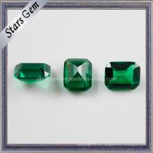 De Buena Calidad Esmeralda Greene Cubic Zirconia Gemstone