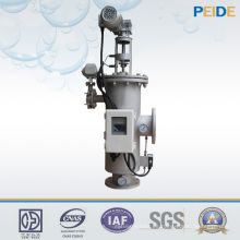 Filtros de agua auto-limpiables automáticos para agua potable