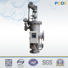Filtres à eau auto-nettoyants automatiques pour l'eau potable