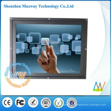 "Abra a moldura LCD monitor 12,1"" tela de toque capacitiva"
