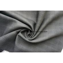 Verifique a mancha tecer tecido para terno