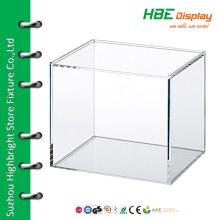 Acrylic display rack garage kit acrylic display