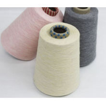 China Open End Dyed Recycled Linen Cotton Yarn