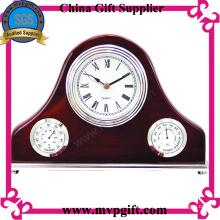 Relógio de madeira da alta qualidade para o presente da lembrança