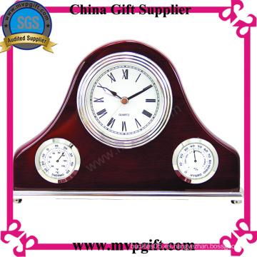 Reloj de madera de alta calidad para regalo de recuerdo