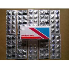 Good 150mg Ranitidine Hydrochloride Tablets / Ranitidine Hydrochloride Capsules