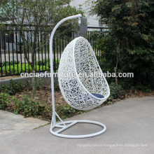 Garden Polyester Rattan Outdoor Swing Chair