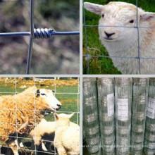Valla de ganado Valla de campo Precio de esgrima de la granja
