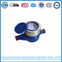 Medidor de flujo de agua de alta precisión de goteo