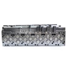 TTI Diesel Excavator 6L Cylinder Head Assy 6745-11-1123 PC300-8 6D114 Engine Cylinder Heads For Komatsu Cummins