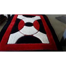 100% Polyester Shaggy Bodenbelag Teppiche / Teppiche