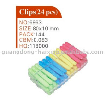 Plastic Clips for sale