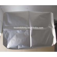 bolsa de papel de aluminio