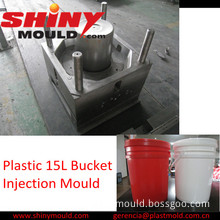 Plastic Paint Bucket Injection Mould 4 Gallon Bucket Mould