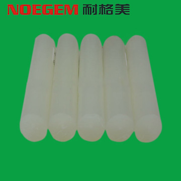 Gray Polypropylene plastic pp rod