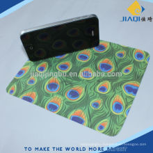 factory colorful microfiber glasses cleaning cloth lens