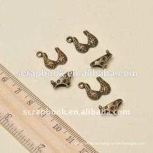 Legierung Unterwäsche Charms Metall charms