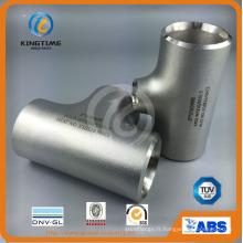 Tuyau d'acier inoxydable de raccords de tuyauterie à ANSI B16.9 (KT0347)