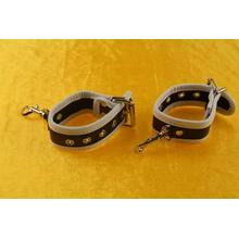 Adult Toy Attractive Sm Sex Cuffs with Lock