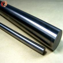 Fabricante de barra redonda de molibdênio polido 99,95% puro
