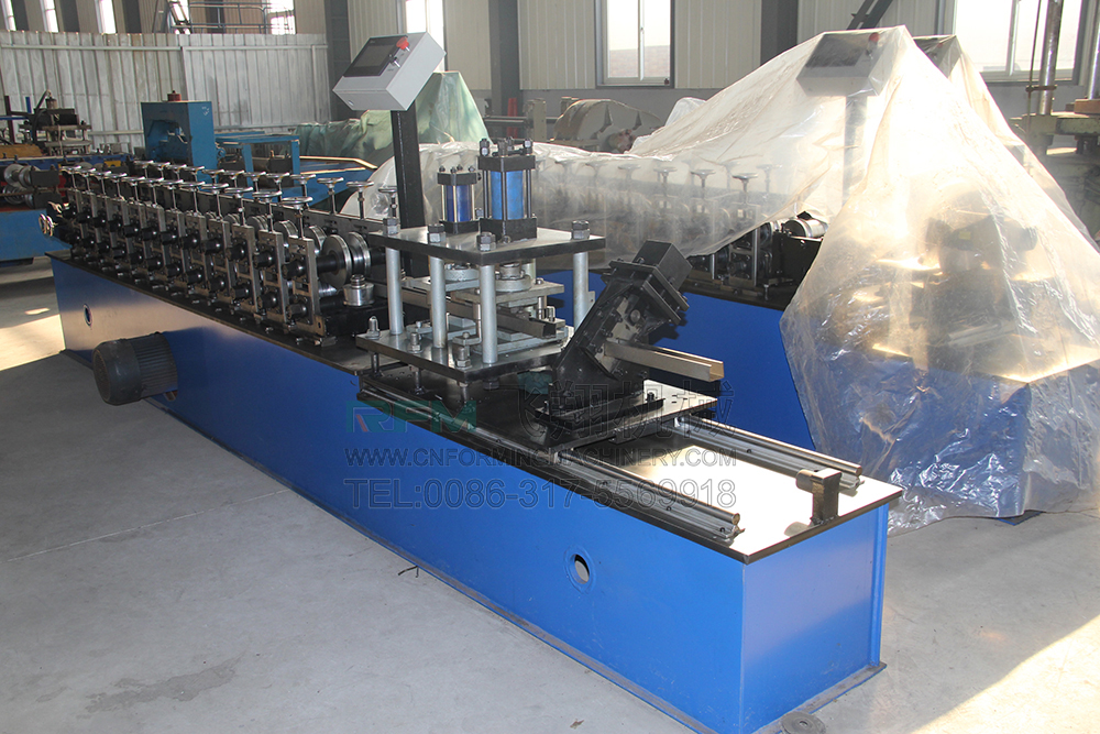 Metal Keel Making Machine for Stud machine