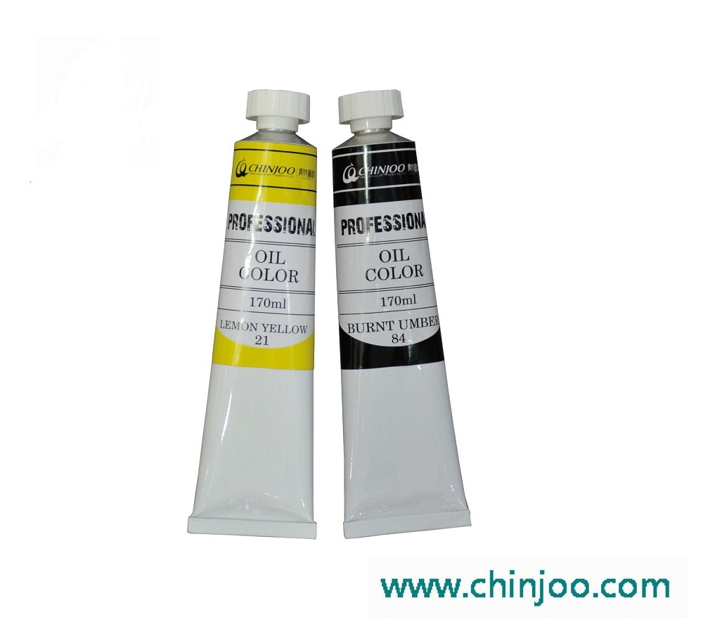 Artists' High Quality Oil Paints
