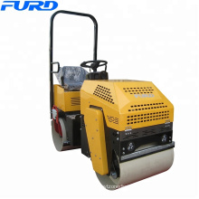 Hydraulic Asphalt Compactor Double Drum Vibratory Tamping Roller (FYL-880)
