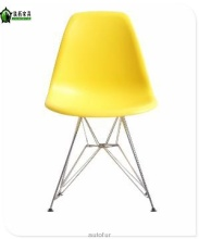 Eames plastic chair for dining room