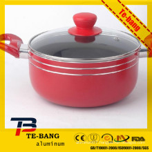 China Factory Made Practical Best Quality Large Aluminum Cooking Pot