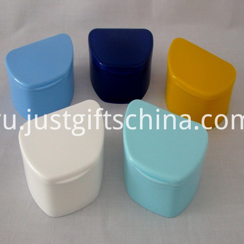 Promotional Rounded Trapezoid Denture Box (2)