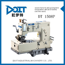 DT 1508P Máquina de costura de ponto corrente de quatro agulhas com mecanismo de movimento horizontal
