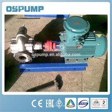 screw engine oil fuel gear pump