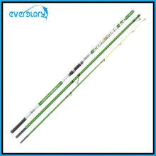Moyenne haute qualité et bonne action 3PCS Surf Rod pour la pêche de plage