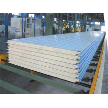 High Insulated PU Sandwich Panel for Roof Wall