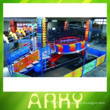 Machine de danse de parc d'attractions intéressante