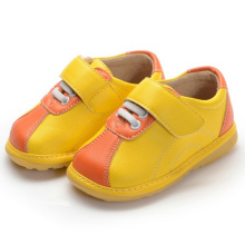 Baby Boy Yellow Shoes Toddler Boy