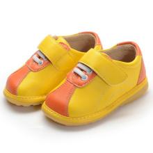 Ребенок Мальчик Желтые Обувь Малыш Мальчик
