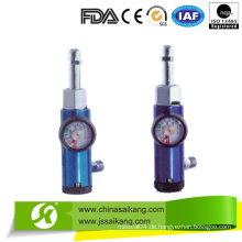 Medizinischer Aluminium-Sauerstoffregler (CE / FDA / ISO)