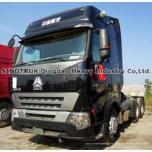 Camión de remolque LHD / Rhd Sinotruk New Chinabrand
