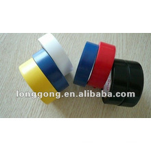 waterproof and glssoy film,super A grade quality pvc electric insulation tape flame-resistant