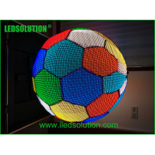 Pantalla de bolas LED de 1 m de diámetro / bola de pantalla LED de esfera